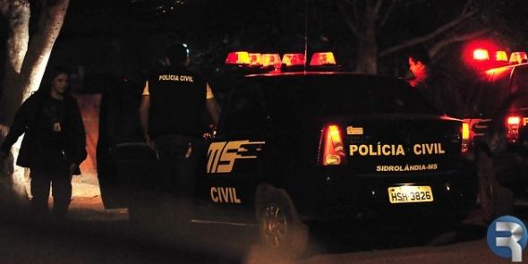 Homem de 37 anos é assassinado com tiro no abdômen em Sidrolândia