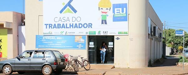 Confira as vagas de trabalho disponíveis em Sidrolândia