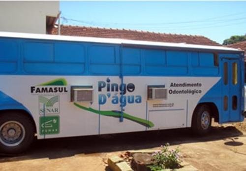 Após denuncia, SENAR/MS suspende ônibus odontológico em Fátima do Sul
