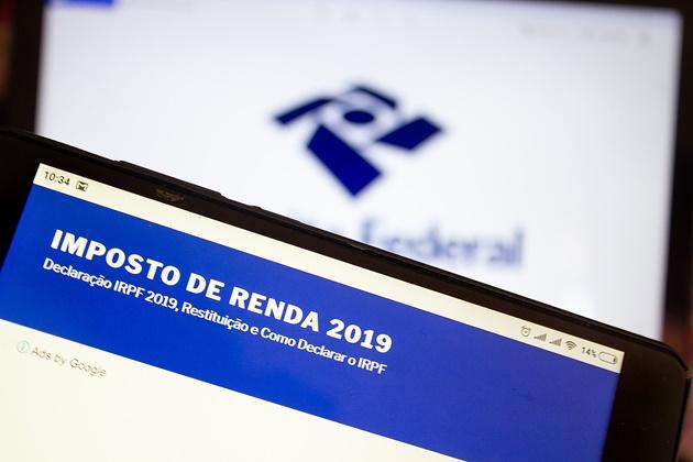 Receita paga segunda-feira R$ 45 milhões do 4° lote do Imposto de Renda