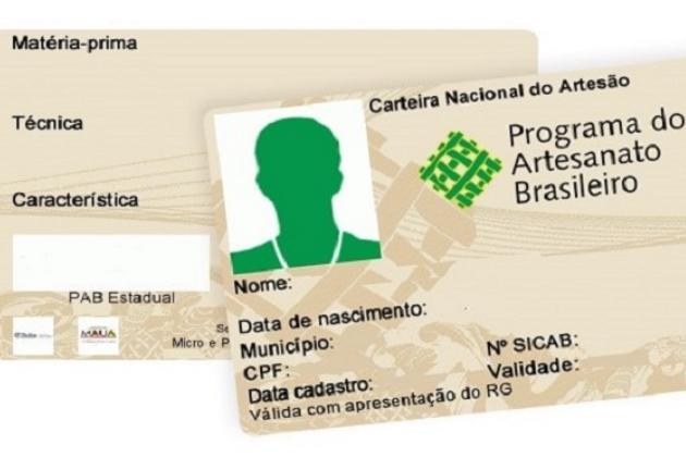 Artesãos de MS poderão emitir carteira nacional por meio de pré-cadastro on-line