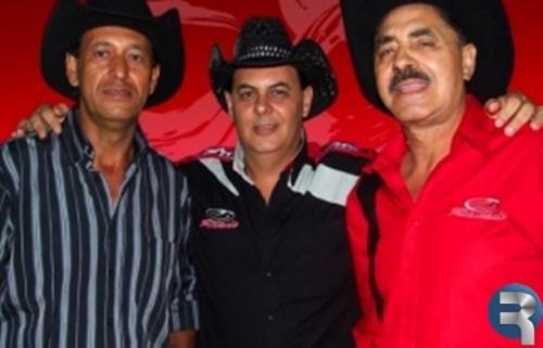 Trio Parada Dura em Sidrolândia dia 8 no CTG Campos da Vacaria