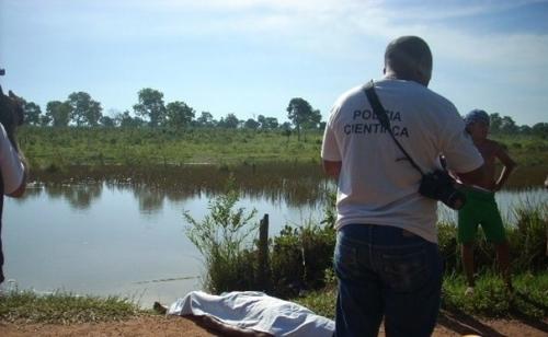 Trabalhador rural morre afogado em lagoa em Coxim