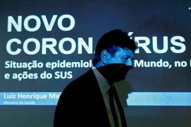 Brasil tem 182 casos suspeitos de coronavírus, diz Ministério da Saúde