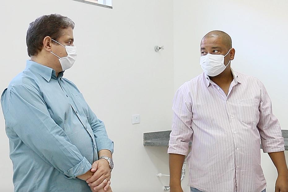 Hospital espera repasse de R$ 1,2 milhão para custear estrutura para o Covid-19