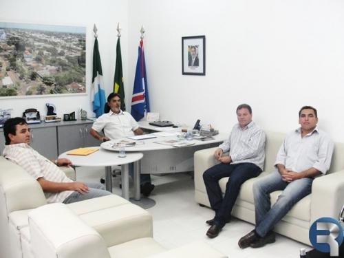 Donizete visita Ponta Porã e consegue mais apoio á candidatura na UCVMS