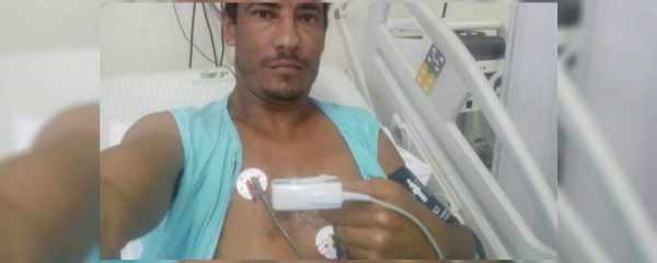 Sidrolandense de 37 anos recebe coração de estudante que teve morte encefálica