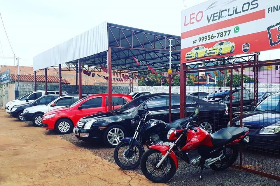 Feirão revende veículos seminovos com condições especiais e descontos em Sidrolândia