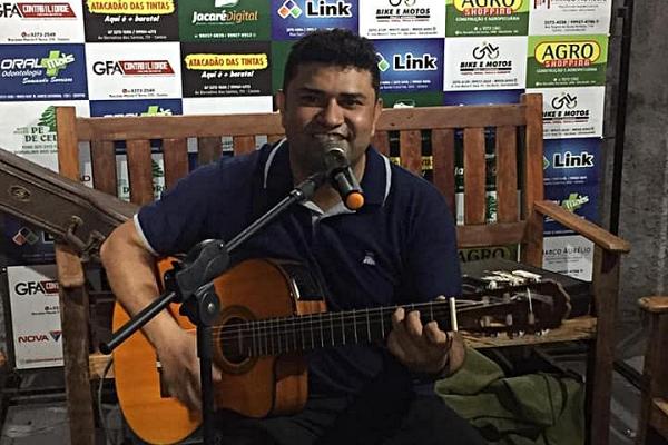 Empresário de Sidrolândia abre espaço para ajudar músicos que estão sem trabalho por causa do coronavírus
