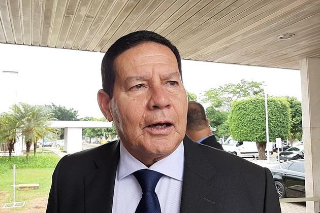 Mourão diz que Previdência era objetivo número 1 e prevê reformas em outras áreas