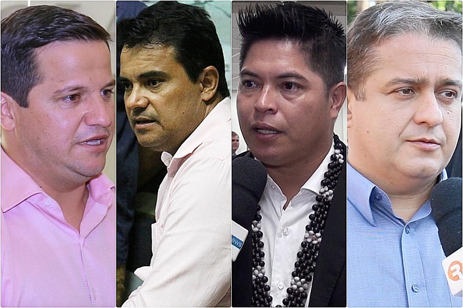Com aproximação de 'janela', políticos se articulam para troca de partido a partir de março