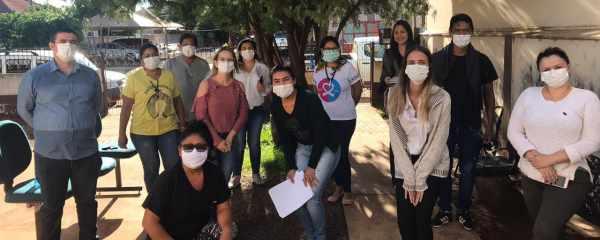 Prefeitura disponibiliza informações e orientações técnicas para o Polo de Saúde Indígena do município