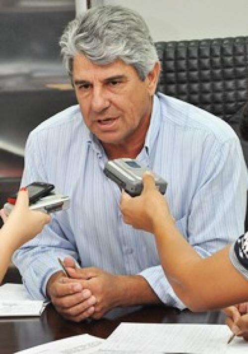 Daltro faz balanço das obras e projeta 2011 com mais investimentos