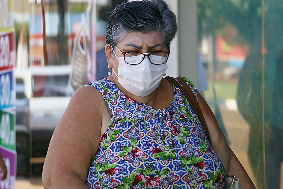 Uso de máscaras passa a ser obrigatório no Estado a partir de segunda-feira