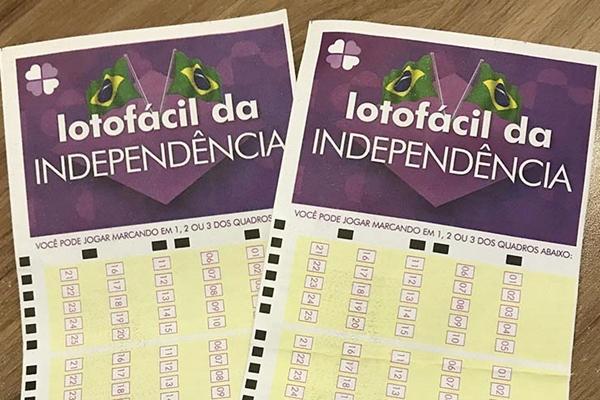 Lotofácil da Independência vai pagar R$ 85 milhões. Veja como apostar