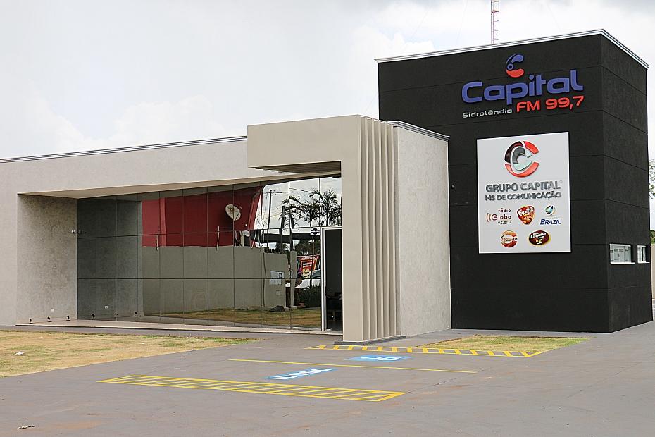 Rádio Capital FM Sidrolândia sorteia moto zero km dia 29 de fevereiro