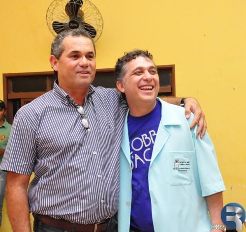 Ademir Camilo é o Novo Presidente do Hospital