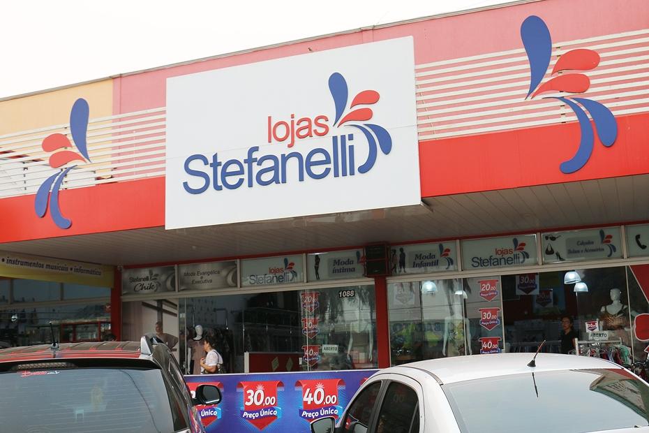 Lojas Stefanelli passa a atender em novo endereço a partir do dia 18