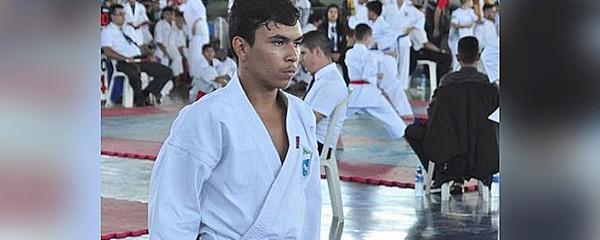 Sidrolândia tem representante em etapa final de Campeonato Brasileiro de Karatê em MG