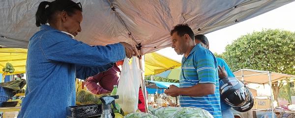 Prefeitura flexibiliza regras e libera volta de feiras no São Bento e Morada da Serra
