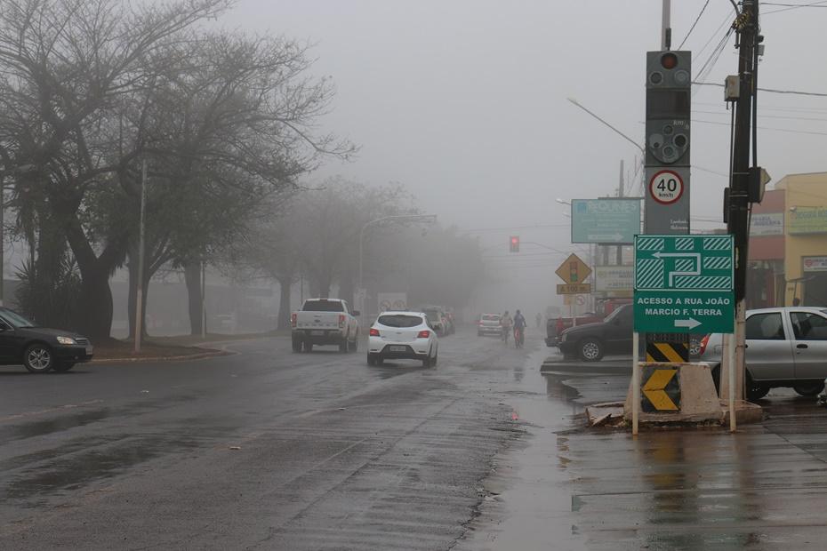 Chuva interrompe mais de 50 dias de estiagem; temperatura cai e traz alívio para agricultura