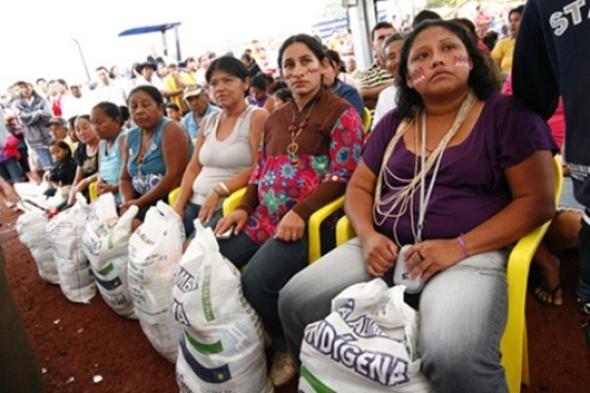 Governo de MS investe R$ 11, 8 milhões de recursos próprios em cestas aos índios