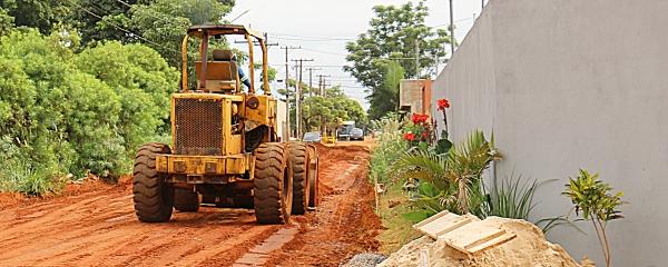 Prefeitura abre licitação para equipar a Secretaria de Infraestrutura com novas máquinas