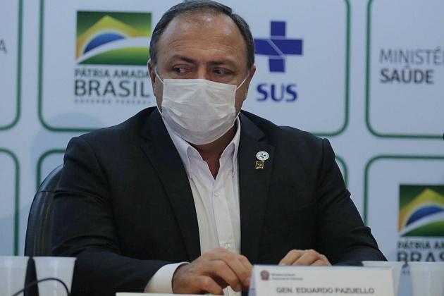Impacto da pandemia no interior do país ainda está por vir, diz Pazuello