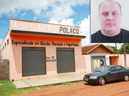 Mecânico é assassinado com 5 tiros por cliente em Caarapó