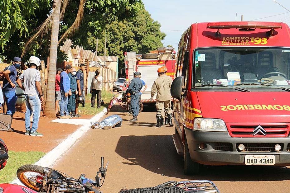 Identificado jovem de 29 anos que perdeu a vida na Mato Grosso em acidente de moto