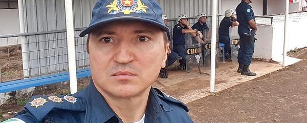 Segurança altera pela terceira vez comando da PM de Sidrolândia