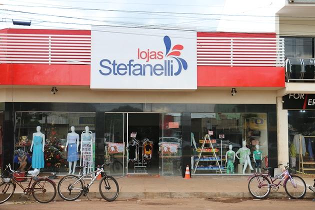 Famosa pela qualidade e tradição, Lojas Stefanelli reinaugura neste sábado
