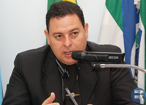 Jeovani Vieira será reeleito para presidir o Legislativo de Jateí hoje