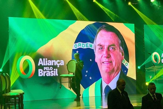Aliança pelo Brasil já admite não participar da eleição de 2020
