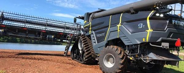 Fazenda Recanto terá 'teste drive' com colheitadeira da Fendt, de última geração