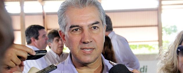 Reinaldo Azambuja garante 4ª posição no ranking dos governadores que mais cumprem promessas no Brasil