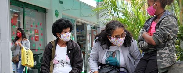 Máscara passa a ser obrigatória em Mato Grosso do Sul a partir de hoje