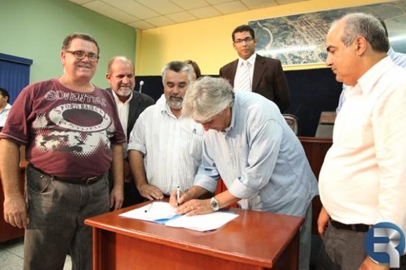 Eletrosul garante construção de hospital em Água Clara