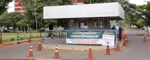 Primeira morte da capital é a terceira do Mato Grosso do Sul por Covid-19