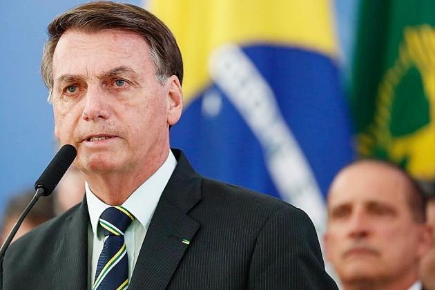Para 45%, Congresso deveria abrir processo de impeachment de Bolsonaro, diz Datafolha