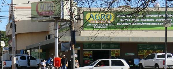 Agro Shopping abre vaga de emprego para vendedor em Sidrolândia