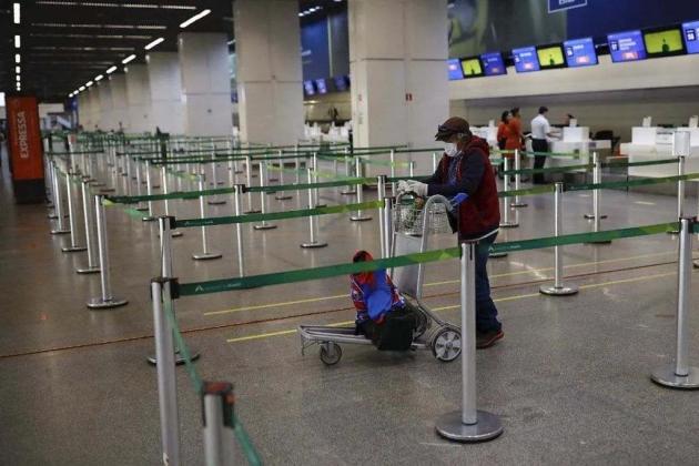 Coronavírus: governo prorroga por mais 15 dias restrição de entrada de estrangeiros no Brasil