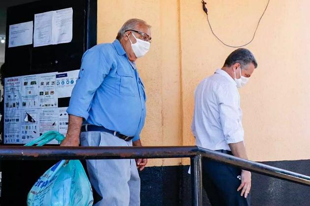 Menos de 24 horas após ir para cela 17, Jerson Domingos deixa Centro de Triagem