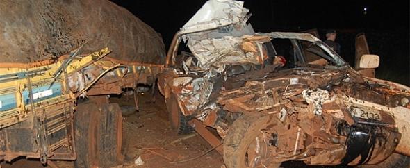 Acidente deixa vítima fatal na BR-163, próximo a Caarapó