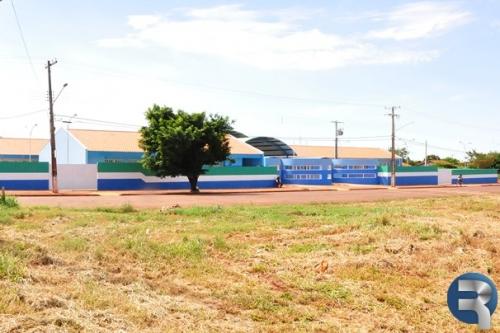 Governo finaliza obras da escola Sidrônio em Sidrolândia
