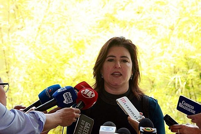 Simone diz que STF já decidiu sobre interpretação da prisão em 2ª instância