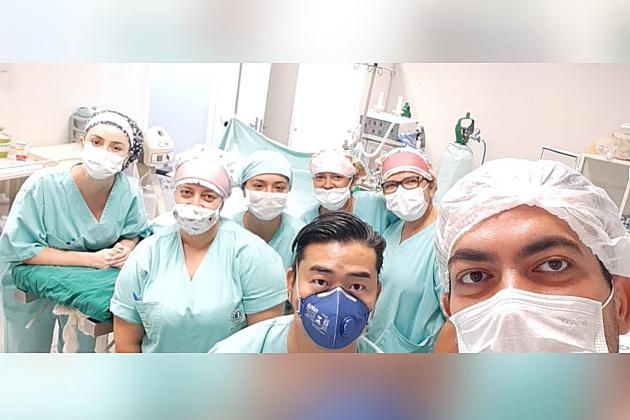 Hospital retoma cirurgia eletivas interrompidas por causa da pandemia do Covid-19