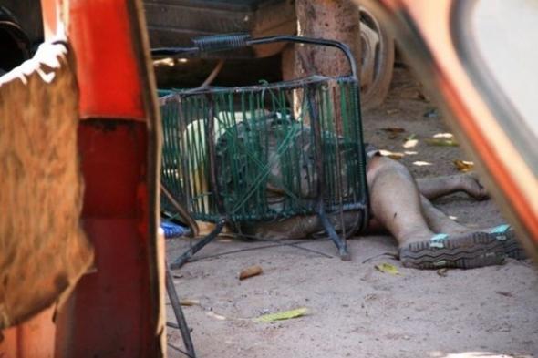 Mecânico é assassinado com machadada na zona rural de Coxim