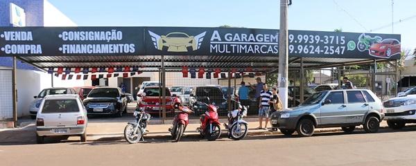 Com veículos populares e luxuosos, Garagem Multimarcas inaugura sede em Sidrolândia