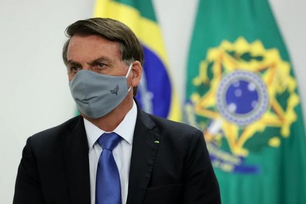 Estado de saúde de Bolsonaro está evoluindo bem, diz Planalto